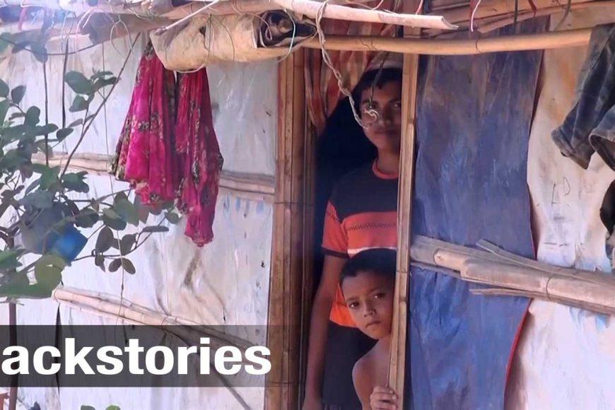 Coronavirus hits Rohingya refugee camp